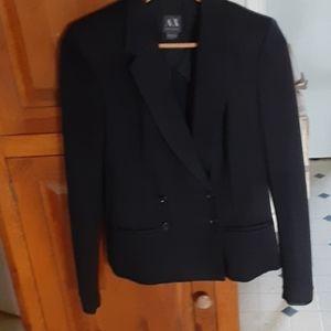 Armani Exchange Double breasted Jacket